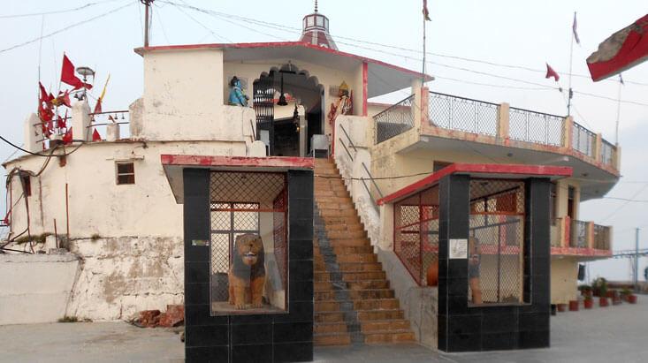Chandrabadani Devi Temple, Tehri