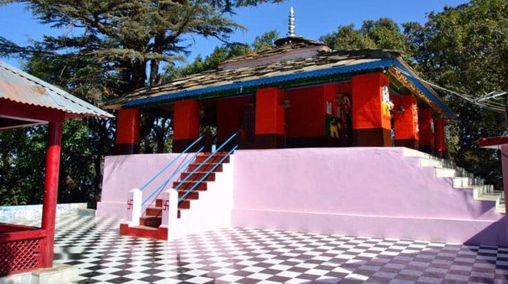 Dunagiri Temple, Almora