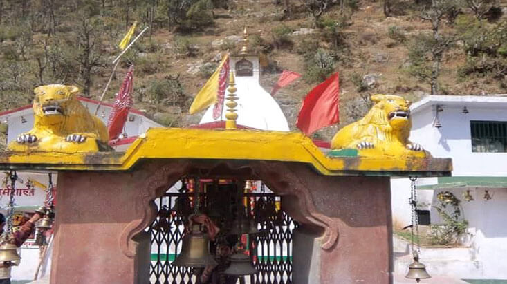 Hariyali Devi Temple, Rudraprayag