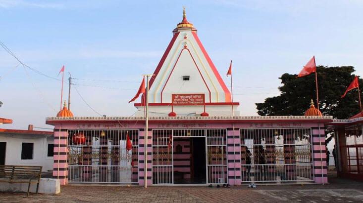 Kunjapuri Temple, Tehri Garhwal