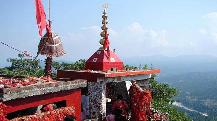 Mata Purnagiri Temple, Champawat