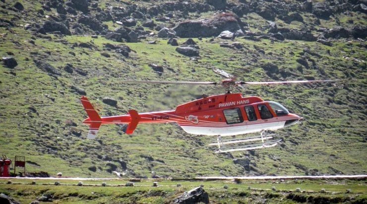 helicopter services for kedarnath pilgrims
