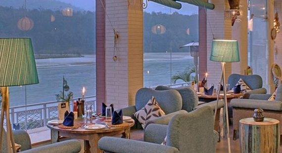 Best 4 Deluxe Hotels In Rishikesh