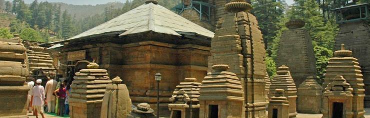 Jageshwar Temple, Almora