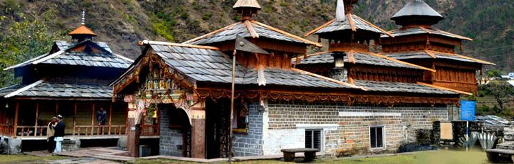 Mahasu Devata Temple