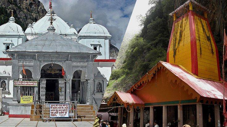 Yamunotri Gangotri Shrines