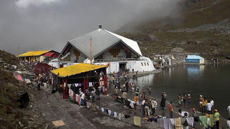 Hemkund Sahib Surroundings