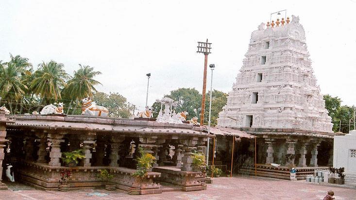 Mallikarjuna, Andhra Pradesh