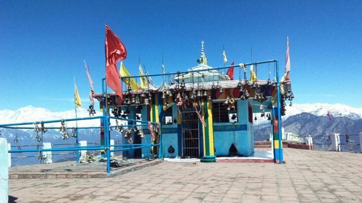 Kartik Swami Temple in North India