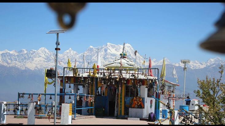 Kartik Swami Temple in Uttarakhand