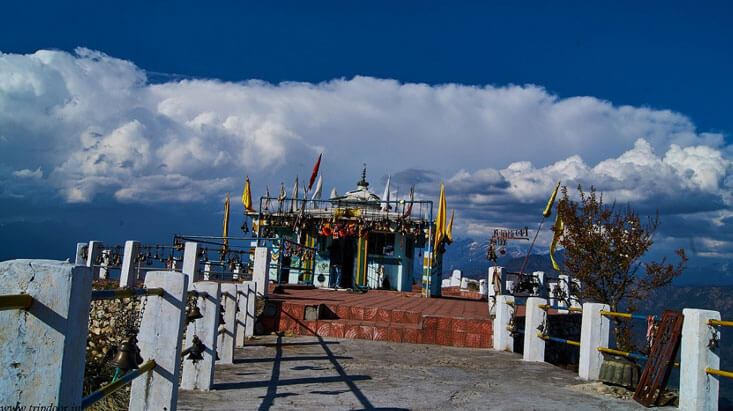 Kartikeya Temple in North India