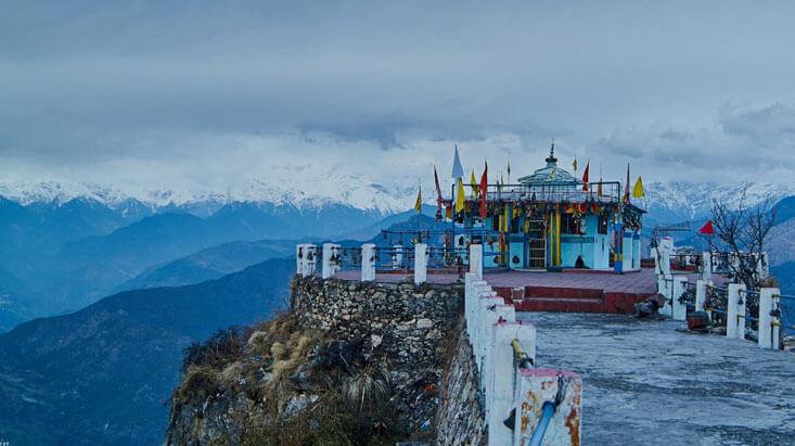 Lord Murugan Temple in North India