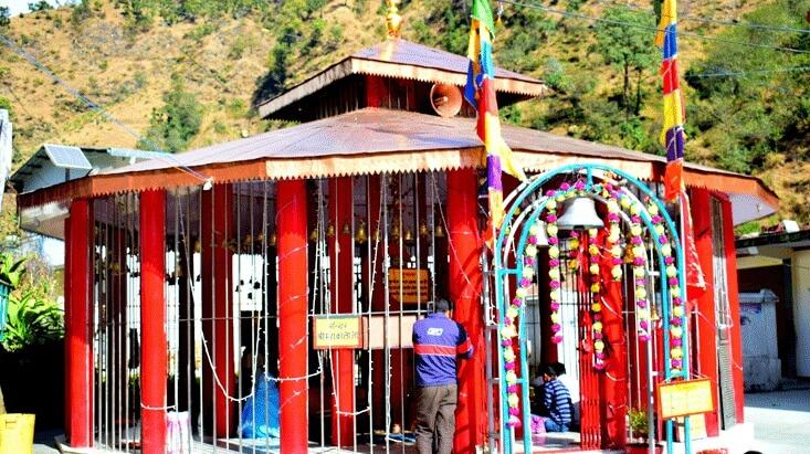 Kalimath Temple Uttarakhand