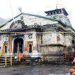 Kedarnath Dham Snowfall