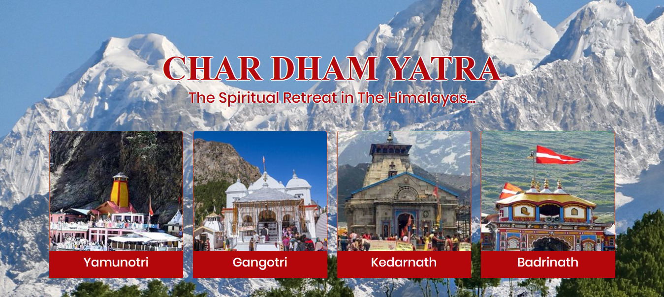 Chardham Travel Guide