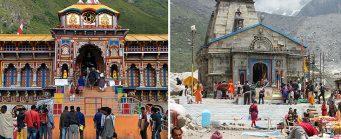 Badrinath-Kedarnath Dham Darshan