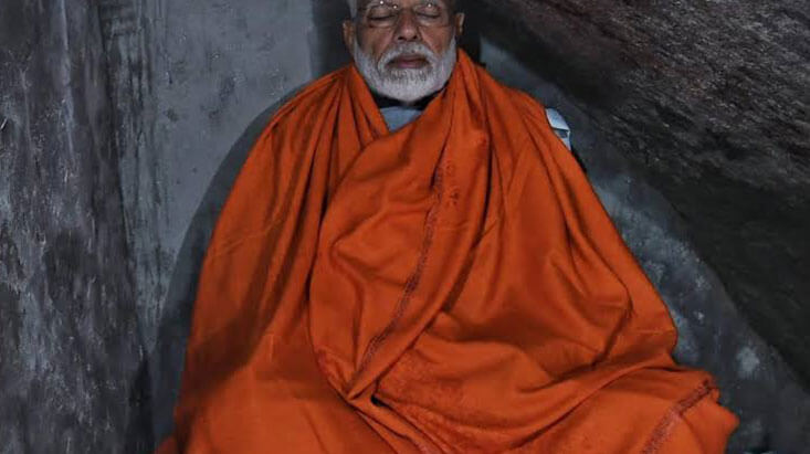 PM Modi Kedarnath Meditation Cave