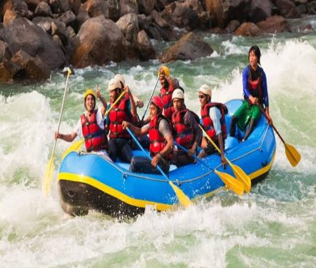 rafting images