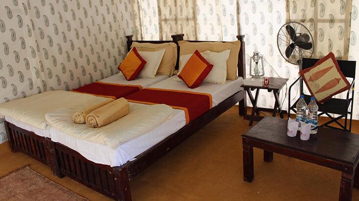 Camp Adhvanta Barkot