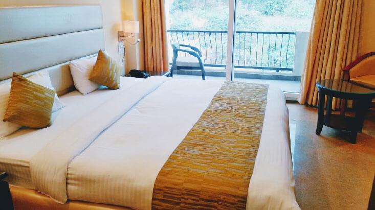 MJ Hills Hotel,Rishikesh