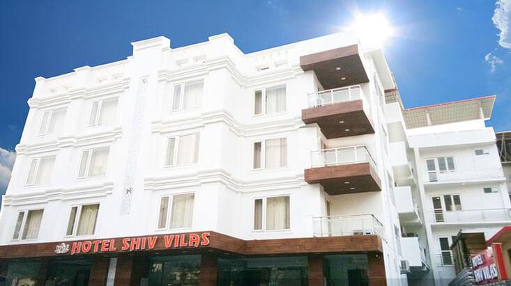 Shiv Vilas Hotel, Rishikesh