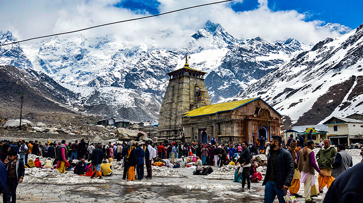 kedarnath pilgrimage